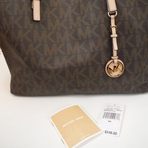 Michael Kors Jet Set Tote Bag Purse